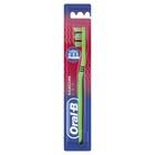 Зубная щетка Oral-B  Classic 40 средней жесткости МИКС
