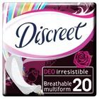 Прокладки ежедневные «Discreet» Deo Irresistible Multiform, 20 шт