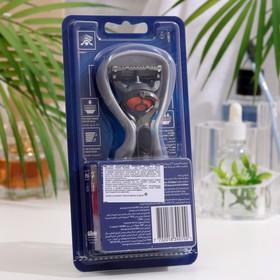 Бритвенный станок Gillette Fusion Proglide Flexball + 1сменная кассета, 5 лезвий