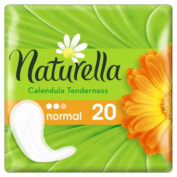 Прокладки ежедневные Naturella Calendula Tenderness Normal Single, 20 шт