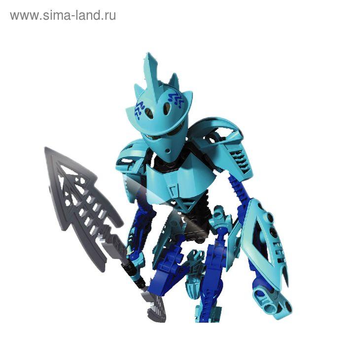 "Конструктор-робот ""Супер робот-3"" в пакете"