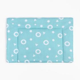 Подушка детская, размер 40х60 см, цвет МИКС
