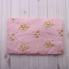 Подушка для девочки, размер 40х60 см, цвет МИКС 18006-С