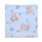 Подушка для мальчика, размер 40х40 см, цвет МИКС 18010-С