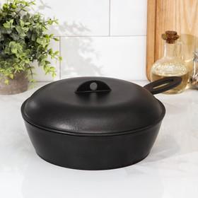 Сковорода-сотейник 24 см
