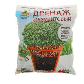 Дренаж керамзитовый фр 10-20, 3 л