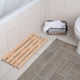 Решётка для ванной комнаты 5-ти реечная