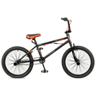 """Велосипед 20"""" Stinger BMX Ace, 2017, цвет черный, размер 10"""""""