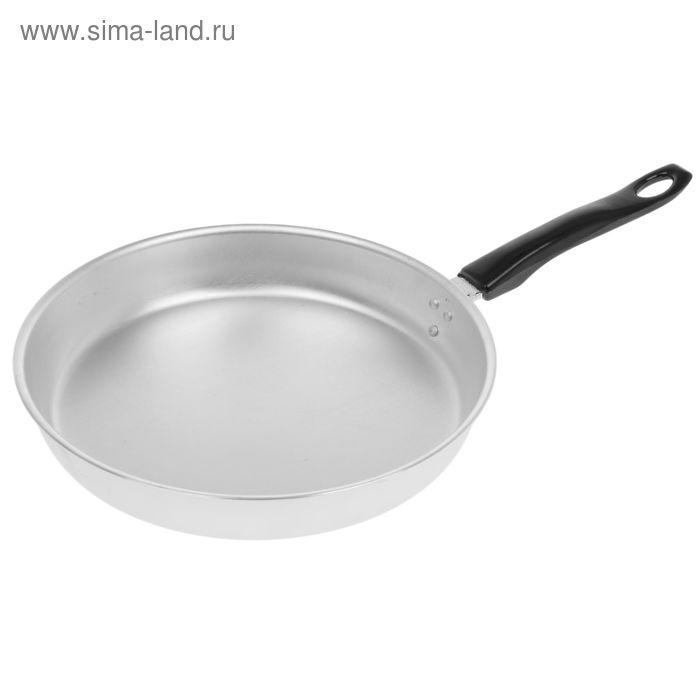 Сковорода, d=26 см, без крышки, пластмассовая ручка