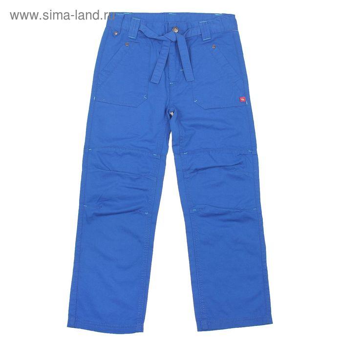 Брюки для мальчика, рост 128 см, цвет синий (арт. CJ 7T029)