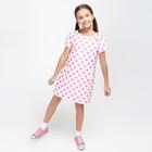 Платье детское для девочек Parfait, рост 158 см, цвет розовый (арт. 20210200009)