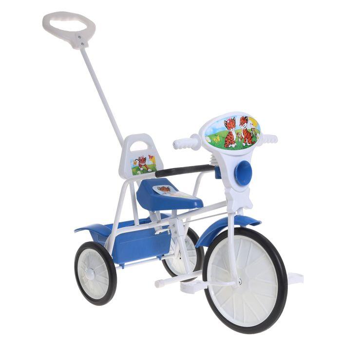 """Велосипед трехколесный  """"Малыш""""  09, цвет синий, фасовка: 2шт."""