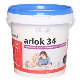 Клей  дисперсионный Arlok 34 1,3 кг