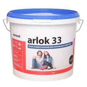 Клей  дисперсионный Arlok 33 5 кг