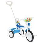 """Велосипед трехколесный  """"Малыш""""  09/2П, цвет синий, фасовка: 2шт."""