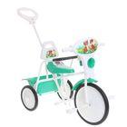 """Велосипед трехколесный  """"Малыш""""  09, цвет зеленый, фасовка: 2шт."""