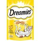 Лакомство Dreamies для кошек, с сыром, 30 г