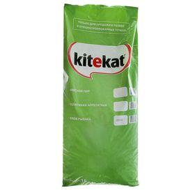 """Сухой корм Kitekat """"Улов рыбака"""" для кошек, 15 кг"""