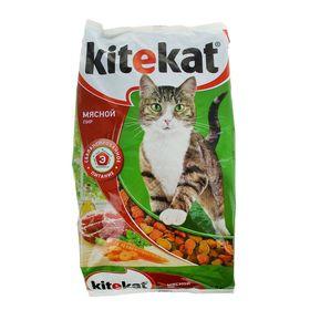 "Сухой корм Kitekat ""Мясной пир"" для кошек, 800 г"
