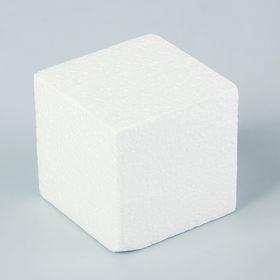 Флористическая основа 'Куб', 8 см Ош