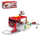 Гараж «Пожарная станция» - фото 106543237