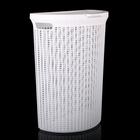 Корзина для белья 46х26,5х61 см Eco Style, цвет МИКС
