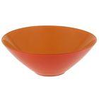 """Салатник 700 мл """"Голландия"""", 20 см, цвет оранжевый"""