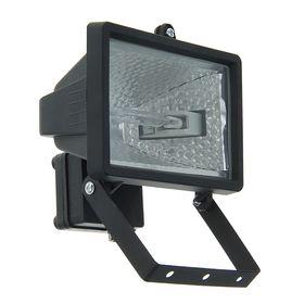 Прожектор галогенный TDM ИО150, IP54, чёрный, SQ0301-0002 Ош