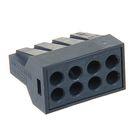 Строительно-монтажная клемма КБМ-773-308, 2.5 мм2, SQ0517-0004