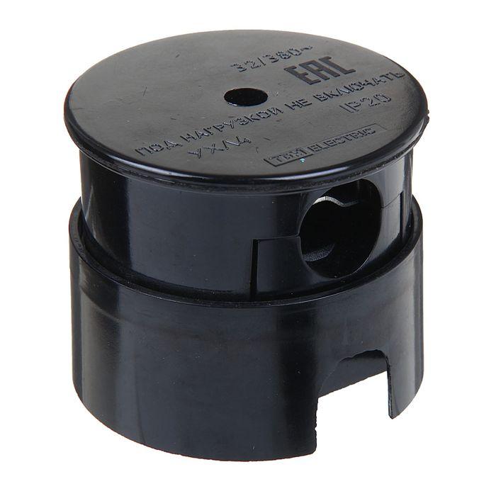 Разъём РШ-ВШ, 32 А, 380 В, 3Р+РЕ, круглый, SQ1812-0001