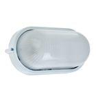 Светильник TDM НПБ1401, Е27, 60 Вт, IP54, овальный, белый