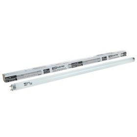 Лампа люминесцентная TDM, двухцокольная, 604х26мм, 18 Вт, 4000 К, линейная, SQ0355-0026