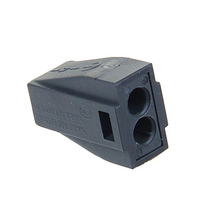 Строительно-монтажная клемма КБМ-773-302, 2.5 мм2, SQ0517-0001