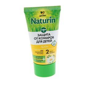 Крем-гель детский от комаров Gardex Naturin, 40 мл Ош