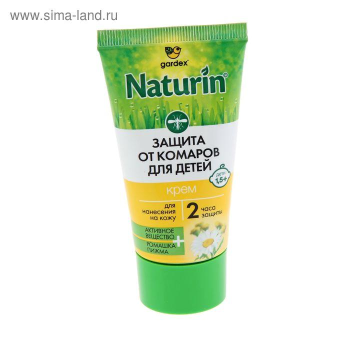 Крем-гель детский от комаров Gardex Naturin, 40 мл