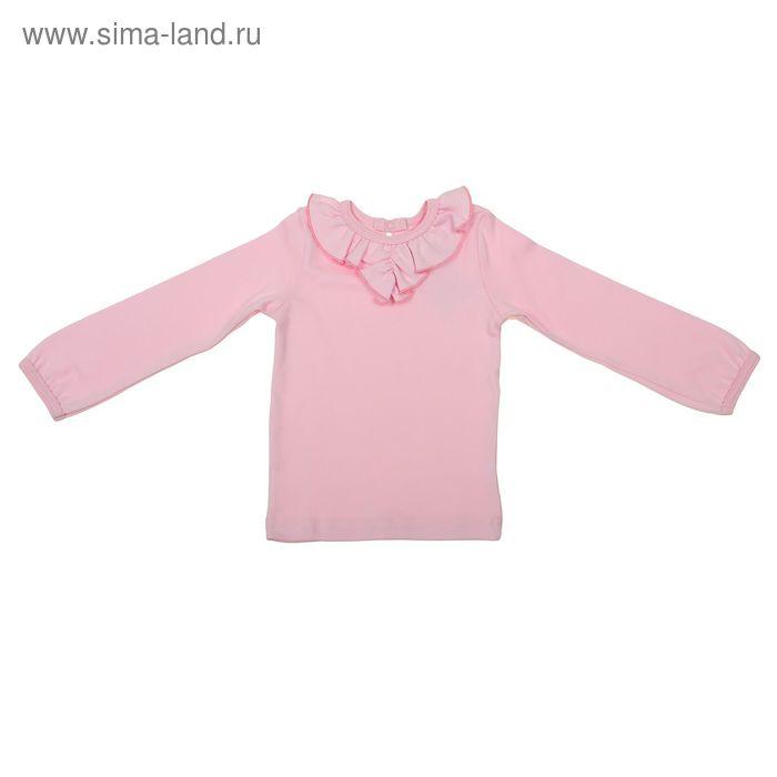 Блуза для девочки, рост 122 см, цвет розовый (арт. К-031/2)