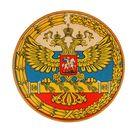 Деревянный щит «Россия» 38 х 38 см