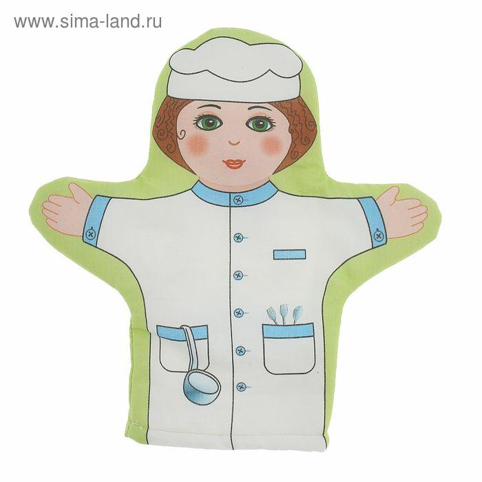 """Кукла-рукавичка """"Повар"""""""