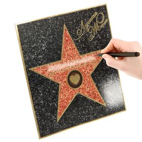 "Diploma Hollywood star ""the Best wife"""