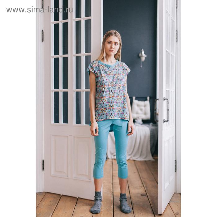 "Комплект женский ""Жасмин"", цвет изумрудный, размер 44 (арт. MK2326/01)"