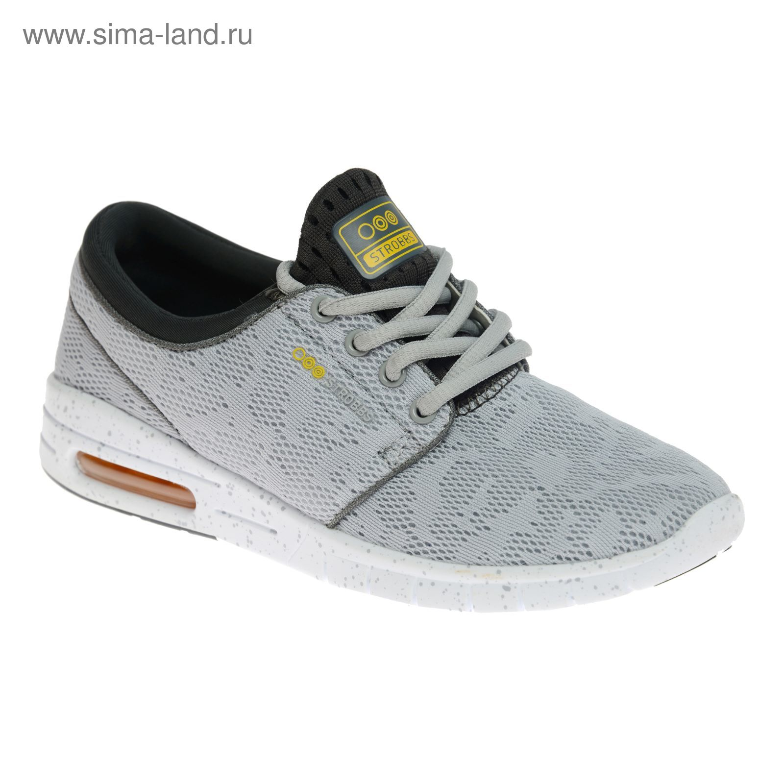 Кроссовки женские STROBBS, цвет серый, размер 37 (арт. F6380-4 ... 2eba1882d5d