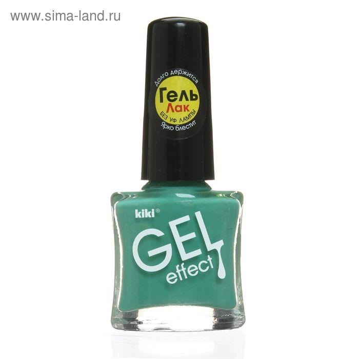 Лак для ногтей Kiki Gel-effect, тон 018, 6 мл