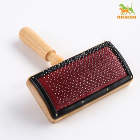 Brush wooden Premium drops, the working surface 120 x 60 mm