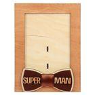 Фоторамка для фото 10х15 см Super Man