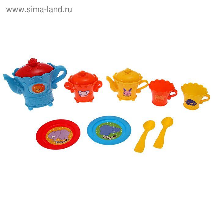 """Набор посуды """"Чайная церемония"""" 9 предметов в пакете"""
