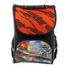 Ранец Limpopo Premium Box 37*28*16 для мальчика,«Танк»