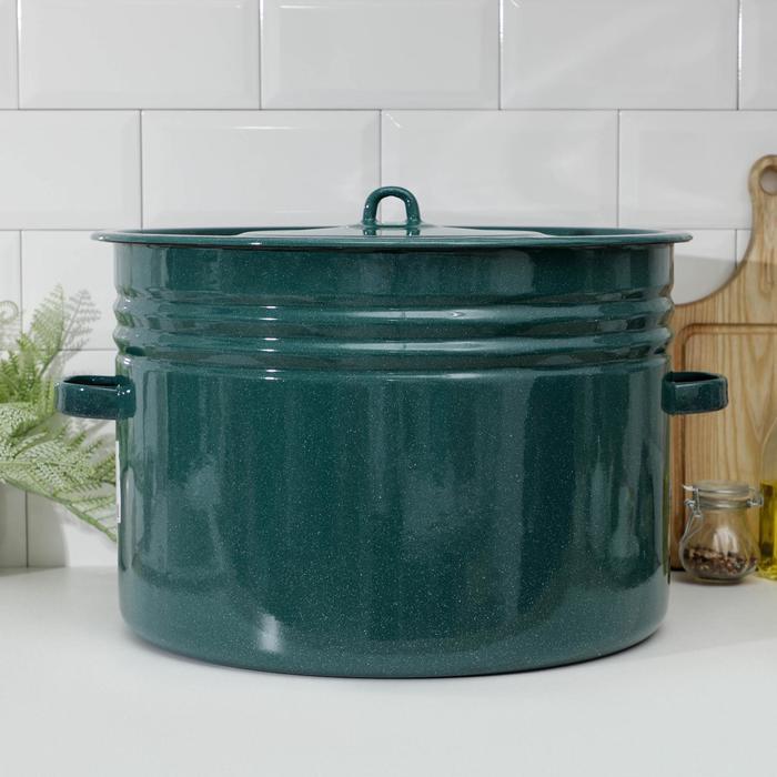 Бак 32 л, цвет зеленый