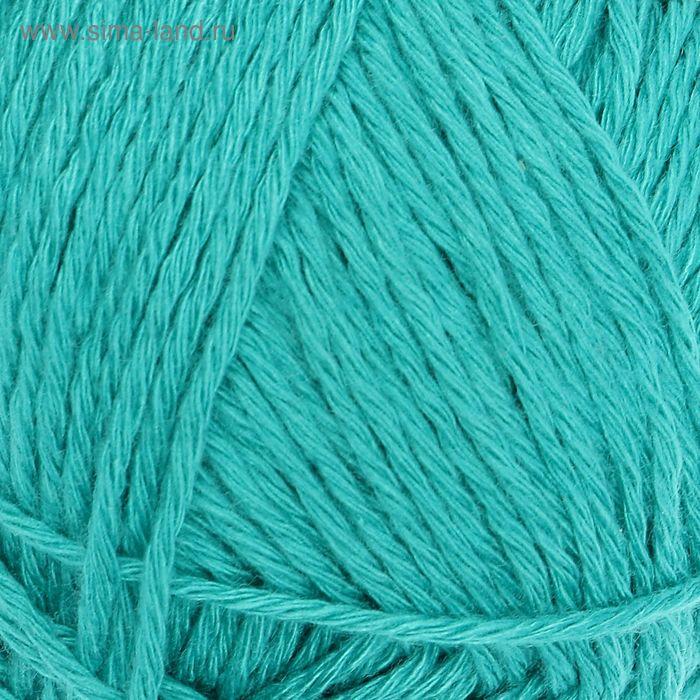 "Пряжа ""Бамбуковая"" 100% бамбук.волокно 130м/50гр (3533, нептун)"