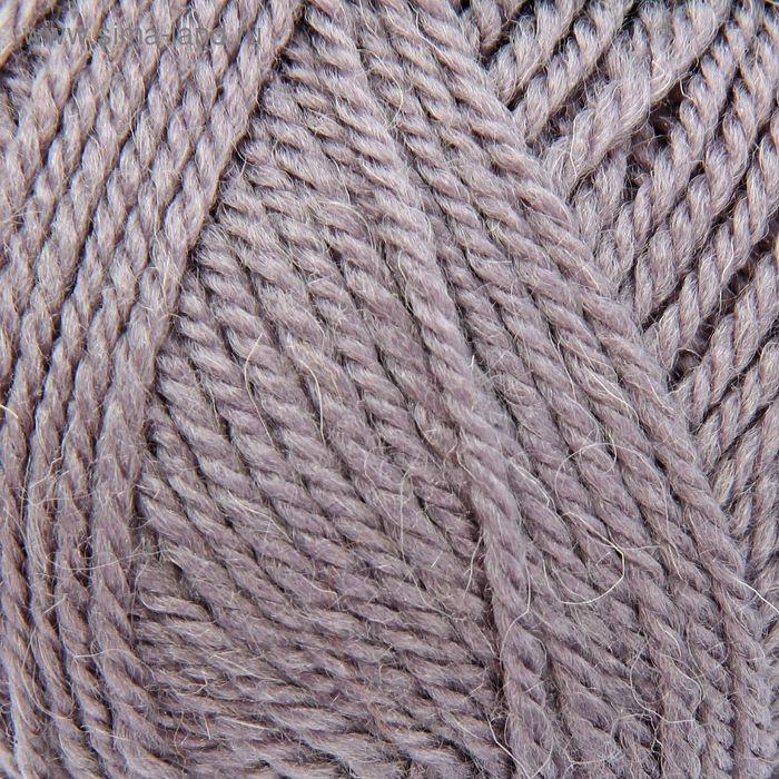 Пряжа Астра 'Baby / Детская' 35% шерсть мериноса, 65% акрил 150м/50гр (серый)