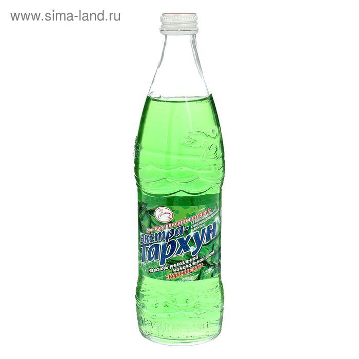 """Напиток газированный """"Экстра-Тархун"""", 0,5 л"""